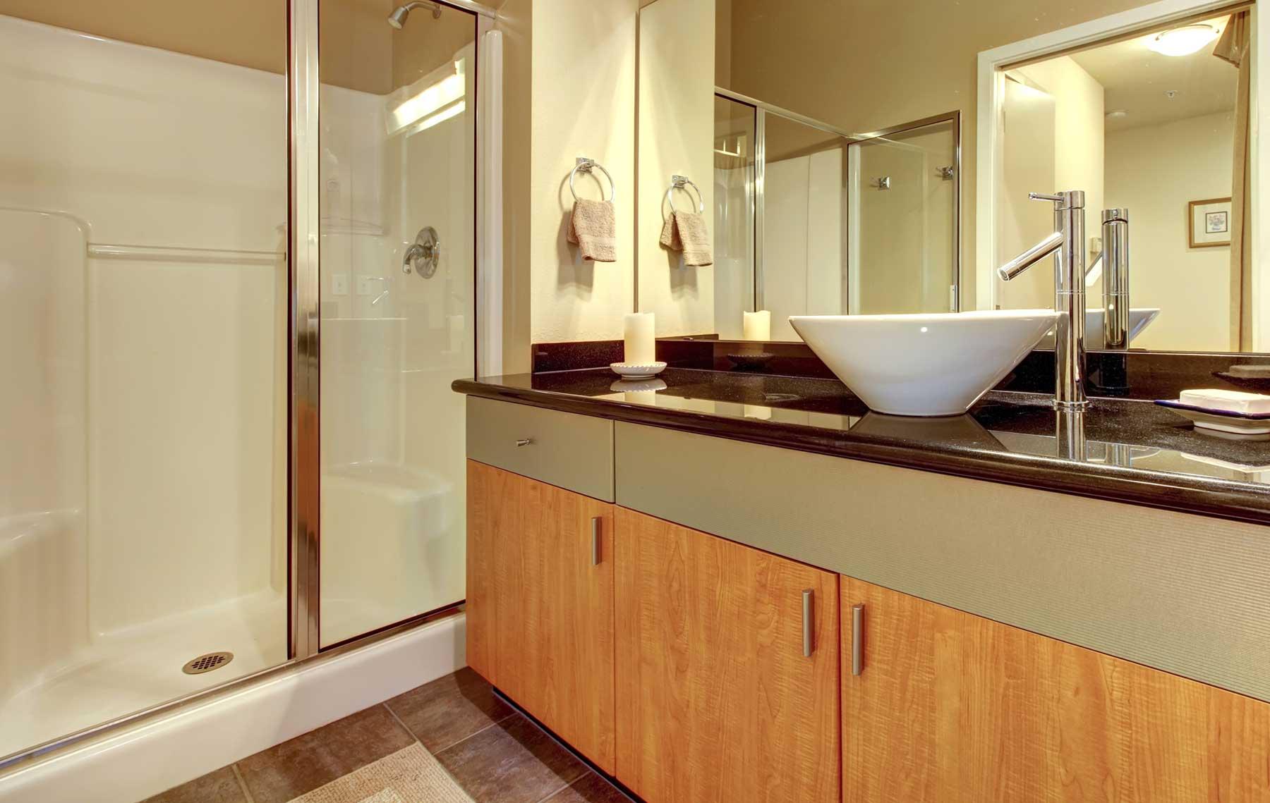 Bespoke Toilet Cabinet