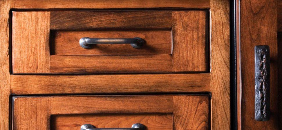 cabinet closeup
