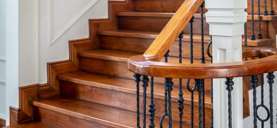 Bespoke wooden staircases